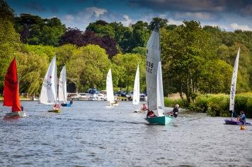 Henley Sailing Club - 25 May 2014